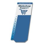 Webshop Support - Klippekort