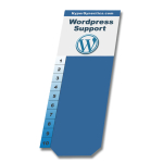 Wordpress Support - Klippekort